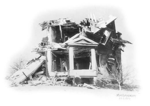 Devastated House