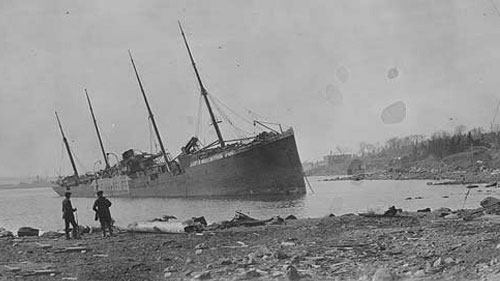Ships Of The Halifax Explosion