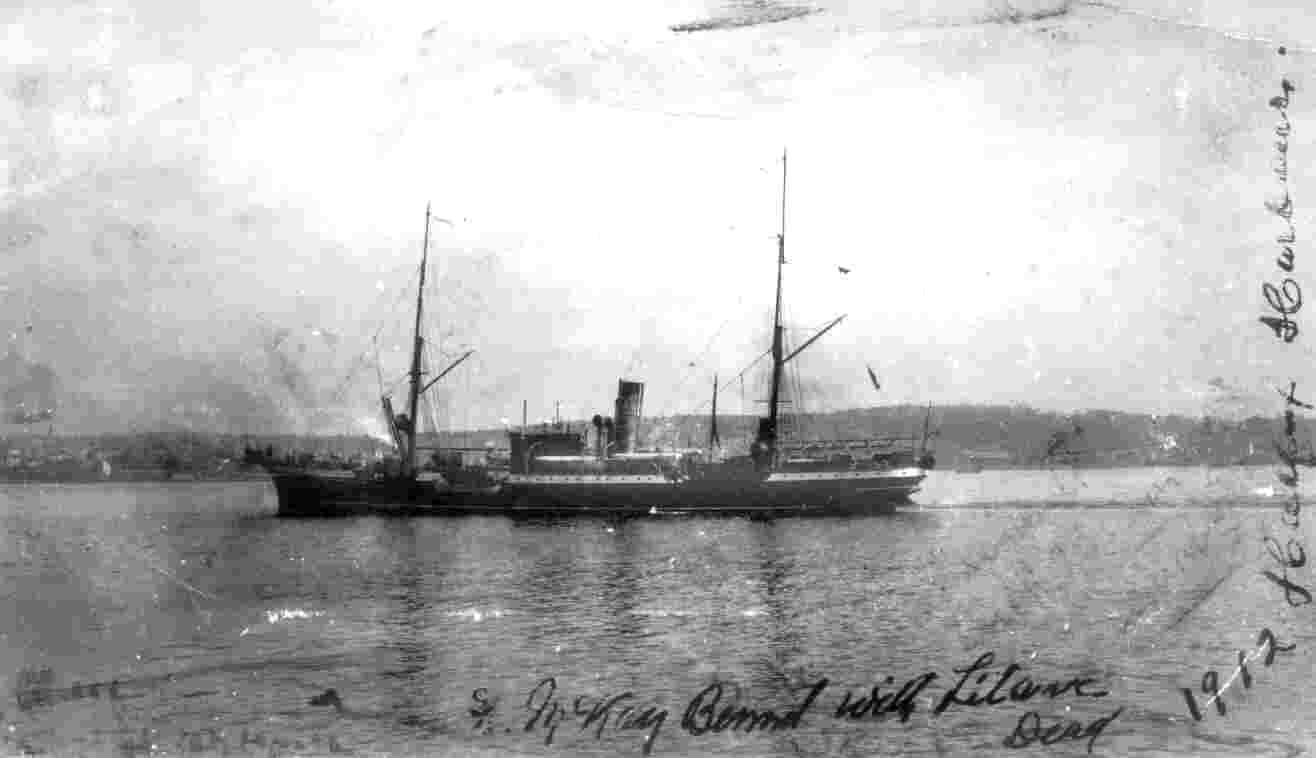 The cableship Mackay-Bennett