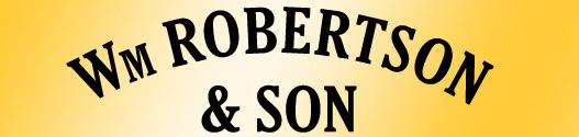 Robertson Store Banner