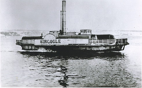 Ferry Tales: the story of the Halifax-Dartmouth Ferry