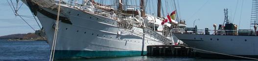 Wharf Booking